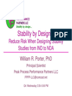 Porter William Q4 Stability by Design Pres