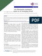 journal Malaria Vivax