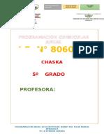 Programacion Anual Wmb
