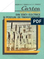 Cartea Electricianului Din Statii Electrice Si Posturi de Transformare (I. Conecini & All.)
