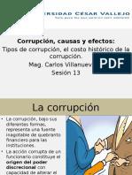 El Costo Histórico De La Corrupción En El PERU