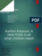 Kariton-Klasrum
