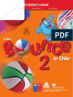 Bounce Student's Book 2nd grade