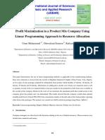 Nigerian company model_Product mix.pdf
