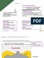 HSDPA Power Allocation