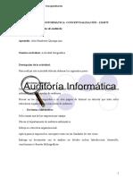 Auditoria Informática - Actividad 4.2 - SENA