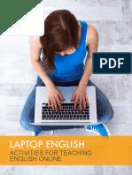 Laptop English