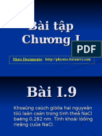 [Vat Ly Chat Ran] - Giai Bai Tap Chuong I (Phan 2)