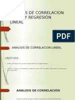 Analisis de Regresion y Correlacion- Estadistica 3(1)