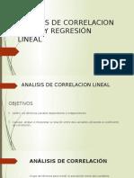 Analisis de Regresion y Correlacion- Estadistica 3(1)