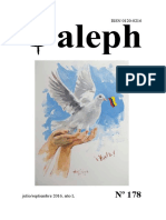 Aleph. No. 178. Fundador y Director