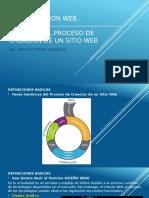 1.1. Analisis Del Proceso de Creacion de Un Sitio Web
