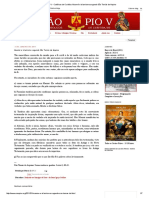 Maomé e Islamismo Segundo Santo Tomás de Aquino