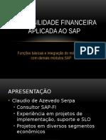 Contabilidade Financeira Aplicada Ao SAP