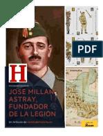 Jose Millan Astray Fundador de La Legion