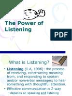 UNIT-I, Listening Skills