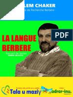 La Langue Berbère - Recueil de Textes de Salem CHAKER