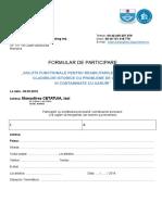 Formular Participare_