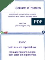03 FabioOlive Python Sockets e Pacotes
