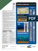 Sistemas de Producción Bajo el Mar