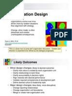 Org Design[1]