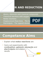 Ch 3 Oxidation and Reduction 2015