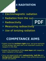 CH. 4 Radiation 2015