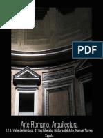 Roma Arquitectura 091022170130 Phpapp01