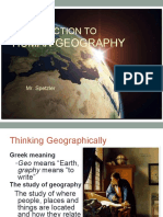 geography intro  2