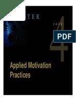 Applied Motivation