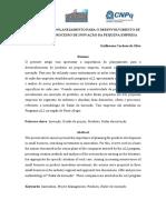 Artigo SEBRAE ALI-Guilherme Cardoso-importancia Do Planejamento Para Epp-min
