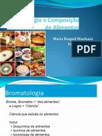 Bromatologia e composição dos alimentos aula 1 - int e água 2014.pdf