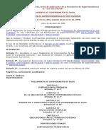 Reglamento de Comprobantes de Pago - SUNAT 2016