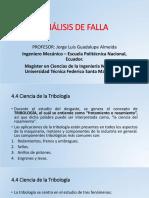 Clase 8 Analisis de Falla