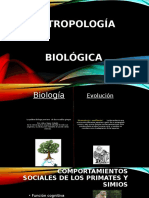 Antropologia Biologica Expo.