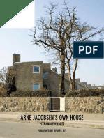 Arne Jacobsens Eget Hus Klampenborg Uk