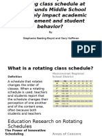 Would the Adoption of a Rotating Class Schedule %5bAutosaved%5d