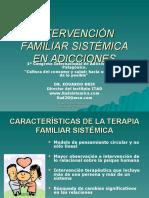 BRIK Intervención Familiar Sistémica. Mesa Redonda