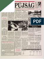 Tolnai Népújság címlapja, 1992/06/06