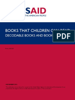 Books that children can read