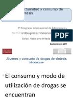 Presentación Nocturnidad Congreso La Pampa 2011