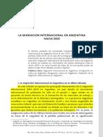 Calvelo - Migración internacional en argentina.pdf