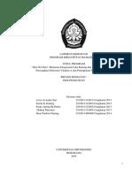 laporan kemajuan PKMP