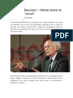 La Ceguera Moral