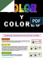 Color y Colores
