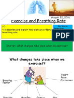 investigating physical activity and breathing ppt