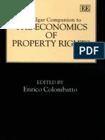 COLOMBATTO, Enrico. The Elgar companion to the economics of_property rights.pdf