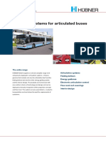 Hubner Articulated Buses Systems