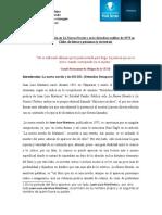 La desaparición en La Nueva Novela y en la dictadura militar de 1973 en Chile