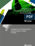 Presentación Evento Forestal COFIDE